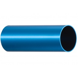 Lancer Tactical M4 Gen-2 CNC Stainless Steel Cylinder (Color: Blue)