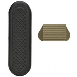 Lancer Tactical M4 Crane Stock Butt Plate Set - TAN