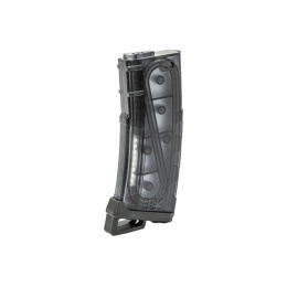 Lancer Tactical 130 Round High Speed Mid-Cap Magazine (Color: Smoked)