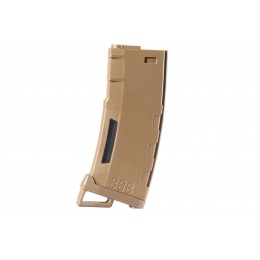 Lancer Tactical 130 Round High Speed Mid-Cap Magazine (Tan)