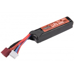 Lancer Tactical 11.1V 600 mAH 20C PDW Stick LiPo Battery (Deans connector)