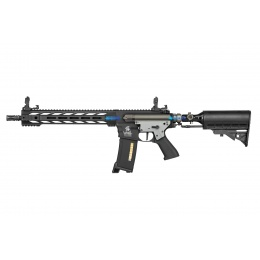 Lancer Tactical Legion HPA M4 Airsoft Rifle High Velocity- BLACK