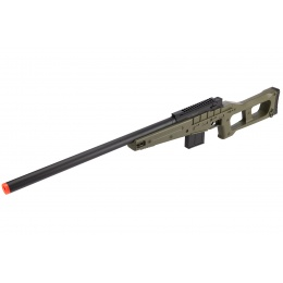 WellFire MB4408 MK96 Covert Airsoft Sniper Rifle - OD GREEN