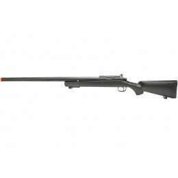 WellFire MBG23B Bolt Action Gas Powered Sniper Rifle (Color: Black)