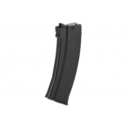 WellFire 45rd AK74U Gas Airsoft Magazine - BLACK