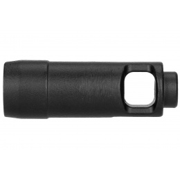 WellFire AK74 Airsoft Muzzle Brake - BLACK