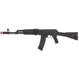 WellFire AK74 Gas Blowback GBB Airsoft Rifle - BLACK
