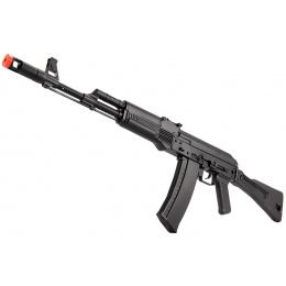WellFire AK74 Gas Blowback GBB Airsoft Rifle - BLACK