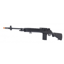 AGM M14 SOCOM Airsoft DMR AEG Rifle w/ Battery and Charger - BLACK