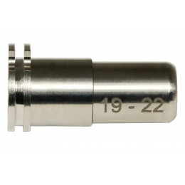 Maxx Model CNC Titanium Adjustable Air Seal Nozzle for Airsoft AEG