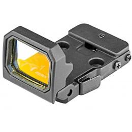 NcStar Mod 2 Flip-Up Red Dot Sight for Glock Series Airsoft Gas Blowback Pistols (Color: Black)
