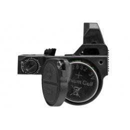 NCStar Flip Dot Pro Red Dot Reflex Optic (Color: Black)