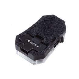 Opsmen F101 Stealth Survival Light with Multi-Function for Helmet (Color: Black)