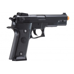 UK Arms P239B Tactical Spring Powered Airsoft Pistol - BLACK
