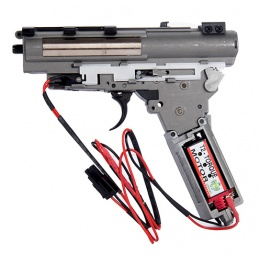 LCT AK Complete Gearbox Electric Blowback and Recoil Kit [Long Bolt]