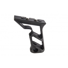 PTS Syndicate Airsoft Fortis Shift Vertical Grip Keymod Mount (Black)