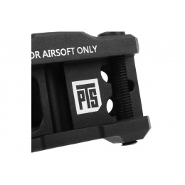 PTS Unity Tactical Fast Micro Scope Mount (Color: Black)