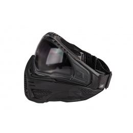 Push Paintball Unite Mask (Cyan Fade Lens)