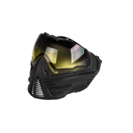 Push Paintball Unite Mask (Yellow Fade Lens)