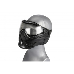Push Paintball Unite Mask (Clear Lens)