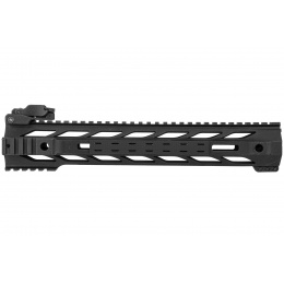 Ranger Armory 7-Section M-Lok Narrow Rail Panels, 4pcs (Black)