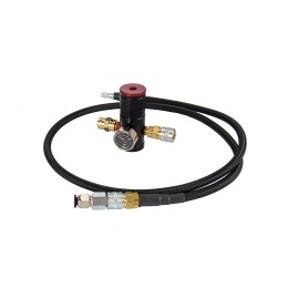 Redline Airsoft Mini-SFR Air System w/ Hose (Color: Black)