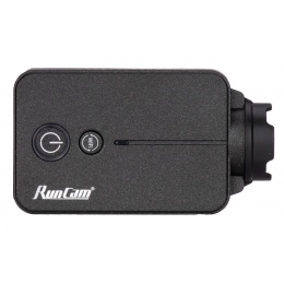 RunCam RunCam2 Action Camera for Airsoft w/ Railmount & Adapter