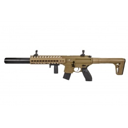 Sig Sauer MCX .177 Caliber CO2 Powered 30 Round Air Rifle (FDE)
