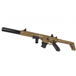 Sig Sauer MCX .177 Caliber CO2 Powered 30 Round Air Rifle (FDE)