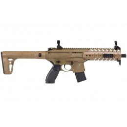 Sig Sauer MPX .177 Cal CO2 Air Pistol w/ Stock (FDE)