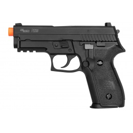 Sig Sauer PROFORCE P229 Gas Blowback Airsoft Pistol - BLACK