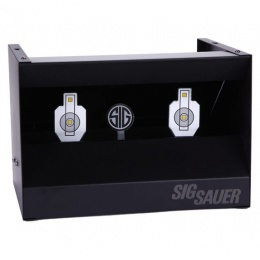 Sig Sauer Airgun Dual Shooting Gallery w/ 3X Targets