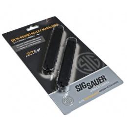 Sig Sauer 16rd P226/P250 Pellet Airgun Magazine [2 PACK]