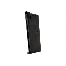 Tokyo Marui 18 Round Magazine for V10 Ultra Compact .45 Gas Blowback Airsoft Pistols (Color: Black)