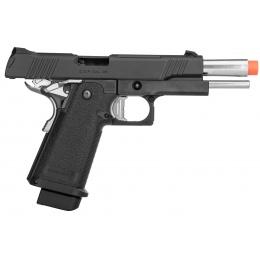 Tokyo Marui D.O.R. Hi-Capa 5.1 Gas Blowback Airsoft Pistol - BLACK