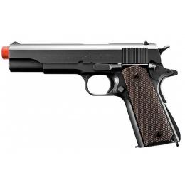 Tokyo Marui M1911A1 Government Gas Blowback Airsoft Pistol - BLACK
