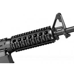 Tokyo Marui M4A1 MWS Gas Blowback GBB Airsoft Rifle w/ ZET System - BLACK