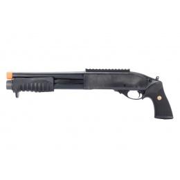 Tokyo Marui M870 Breacher Shotgun - BLACK