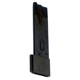Tokyo Marui 32rd Airsoft Gas Magazine for M92F GBB Pistol - BLACK