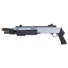 Bo Manufacture FABARM STF/12 Short Barrel Shotgun  - GRAY / BLACK