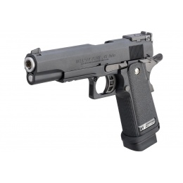WE Tech Full Metal Hi-Capa 5.1 R-Version Full Auto Tactical Airsoft Gas Blowback Pistol