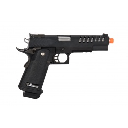 WE Tech Hi-Capa 5.1 K2-Version Lightened Full Metal Gas Blowback Airsoft Pistol