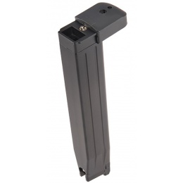 WE Tech 50rd Green Gas Extendaed Magazine for Hi-Capa GBB Airsoft Pistols