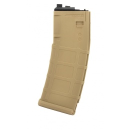 WE Tech 30rd MSK Series Gas Blowback GBBR Airsoft Magazine - TAN
