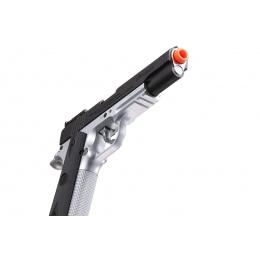 WG Sport 601 1911 Spring Pistol (Color: Silver / Black)
