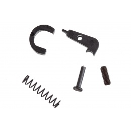 Lancer Tactical CNC Machined Aluminum Rotary Hop-Up Unit for M4 / M16 Series Airsoft AEGs