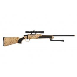 ZM51C MK51 Spring Bolt Action Airsoft Rifle w/ Scope (Desert Digital)