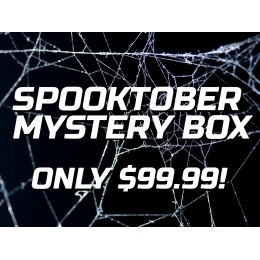Airsoft Megastore Spooktober Mystery Box (Available 10/18)