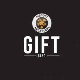 Airsoft Megastore Gift Card