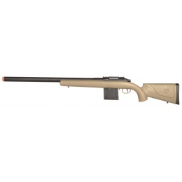 APS M40A3 Bolt Action Airsoft Sniper Rifle - TAN